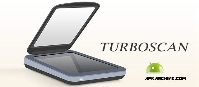 TurboScan document scanner Apk