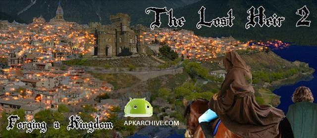 Lost Heir 2: Forging a Kingdom Apk