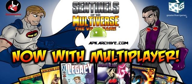 Sentinels of the Multiverse Apk