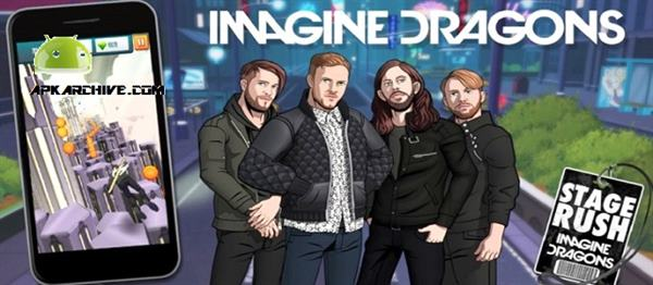 Stage Rush - Imagine Dragons Apk