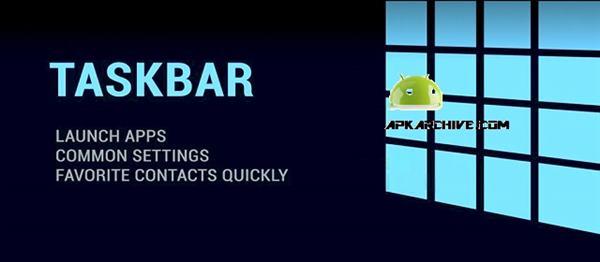 Taskbar - Windows 8 Style (Premium) apk