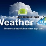 Weather Live Premium v6.25 APK