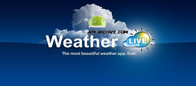 Weather Live v5.2 APK