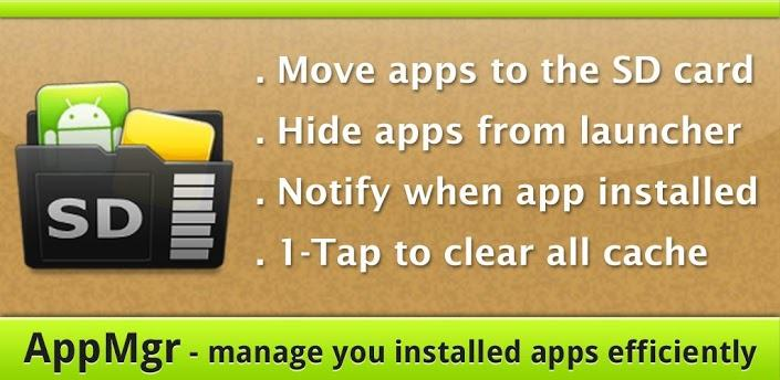 App 2 SD Pro (move apps to SD) apk