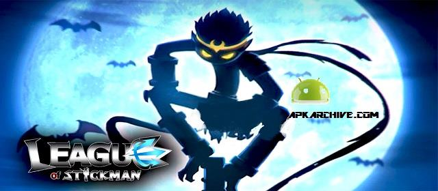 League of Stickman 2017-Ninja v3.5.3 APK