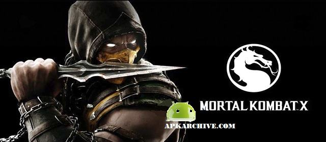 MORTAL KOMBAT X v1.8.1 [Mega Mod] APK