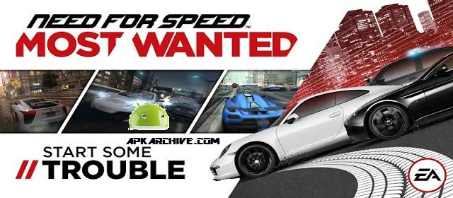 Need for Speed™ Most Wanted apk