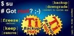 Titanium Backup PRO ★ root v7.6.1 APK