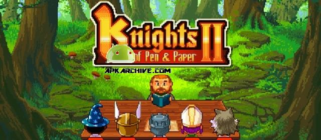 Knights of Pen & Paper 2 v2.0.8 APK
