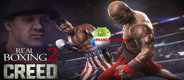 Real Boxing 2 CREED Apk