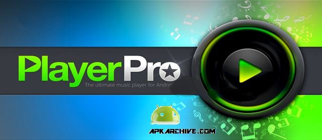 PlayerPro Music Player v3.7 APK