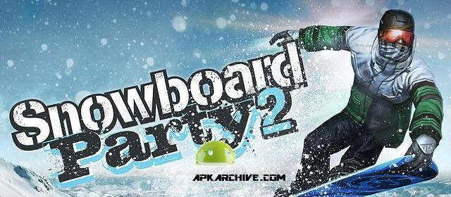 Snowboard Party 2 Apk