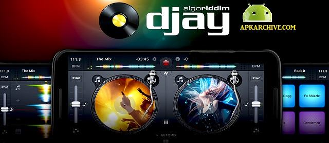 djay 2 - The #1 DJ App Apk