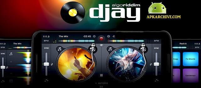 djay 2 - The #1 DJ App Apk