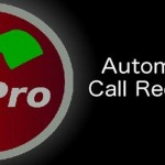 Automatic Call Recorder Pro v6.02 APK