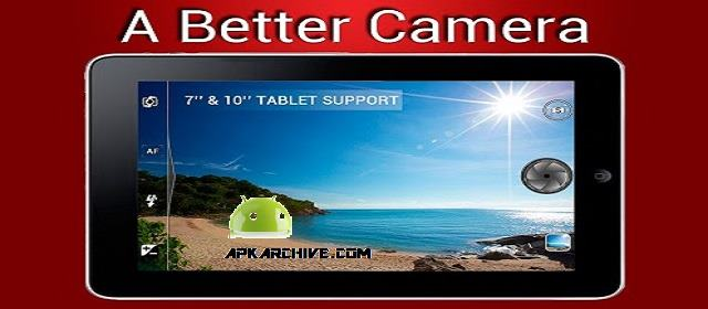 A Better Camera Unlocked v3.40 APK