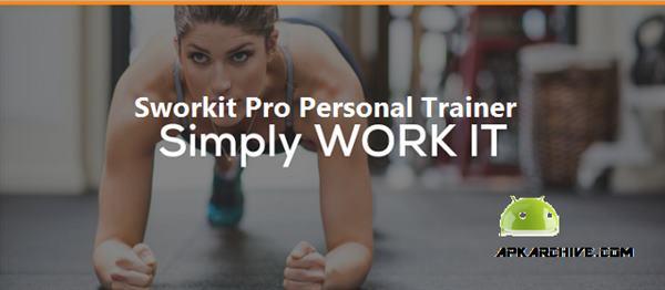 Sworkit Pro Personal Trainer Apk