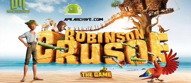 Robinson Crusoe : The Movie (Full) Apk