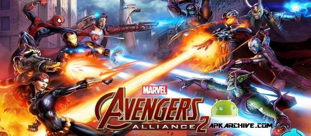 Marvel: Avengers Alliance 2 Apk