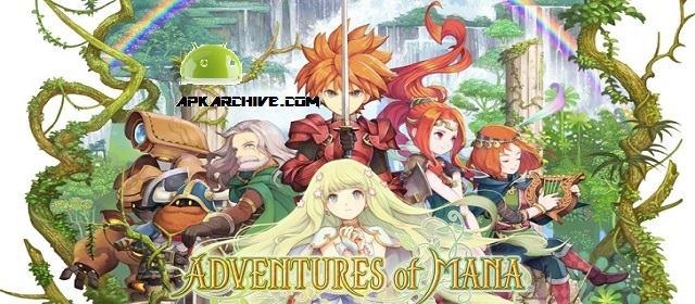 Adventures of Mana v1.0.3 APK