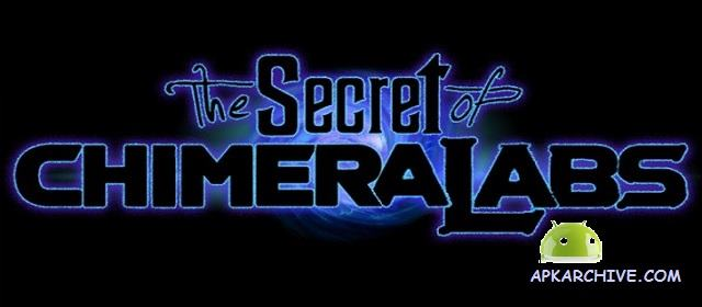 The Secret of Chimera Labs v1.16 APK