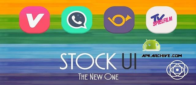 Stock UI Icon Theme Apex Nova apk