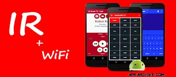 IR Universal Remote + WiFi Pro Apk