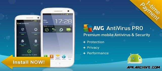 AntiVirus PRO Android Security v4.4.1 APK