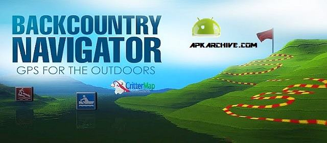 BackCountry Navigator TOPO GPS v5.5.1 APK