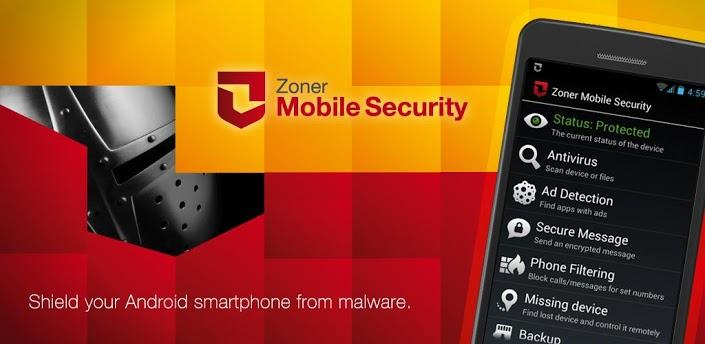 Zoner Mobile Security apk