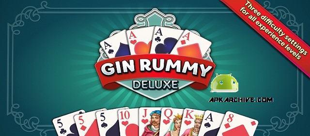 Gin Rummy Deluxe Apk