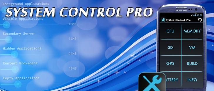System Control Pro apk