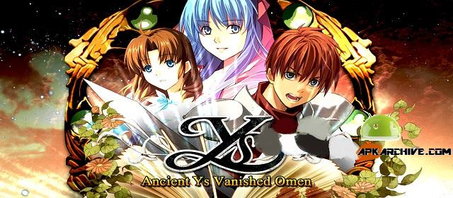 Ys Chronicles 1 v1.0.3 APK