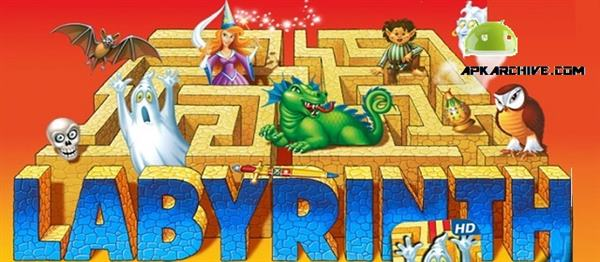 THE aMAZEing Labyrinth Apk