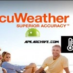 AccuWeather Platinum v7.5.0-paid APK