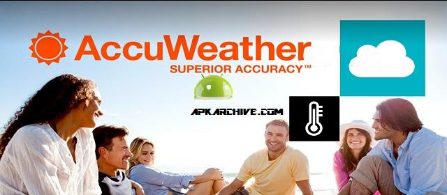 AccuWeather Platinum v4.8.1-paid APK
