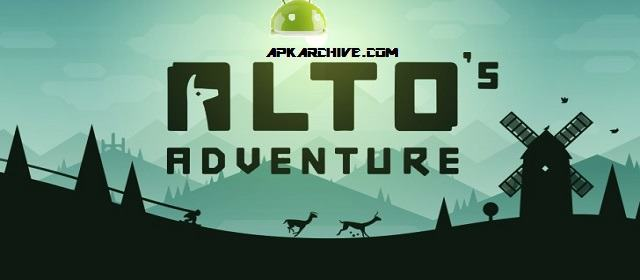 Alto's Adventure v1.1 [Mod Money] APK