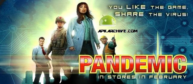 Pandemic: The Board Game Apk