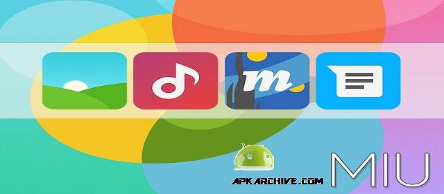 Miu - MIUI 6 Style Icon Pack Apk