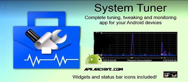 System Tuner Pro v3.19.2 APK