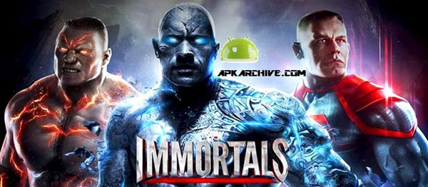 WWE Immortals v2.5.1 APK