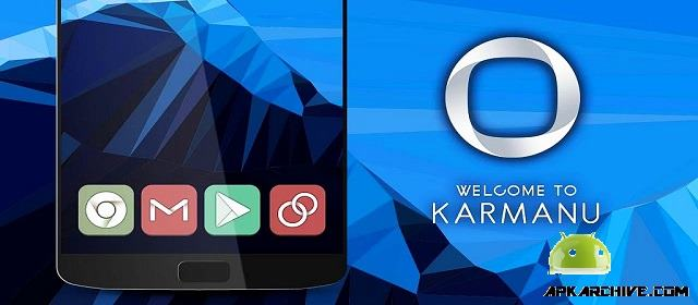 Karmanu Icon Pack v5.0 APK