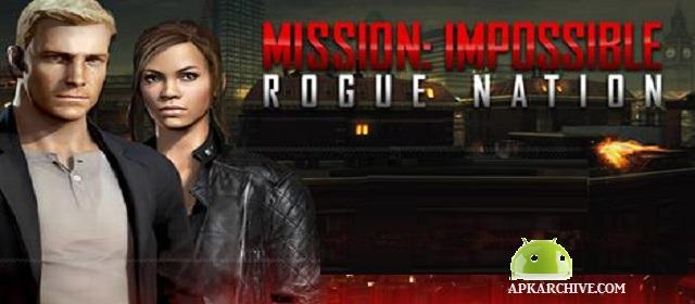 Mission Impossible RogueNation v1.0.4 APK