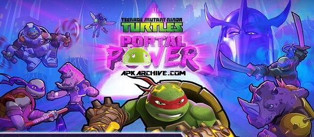 TMNT Portal Power v147 APK