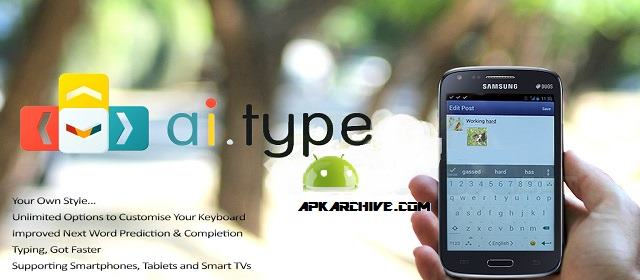 ai.type keyboard Plus + Emoji v8.6.3 APK