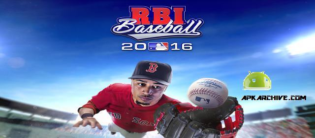 R.B.I. Baseball 16 Apk