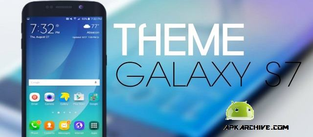Theme - Galaxy S7 Apk