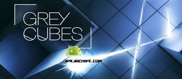 Grey Cubes: 3D Brick Breaker Apk