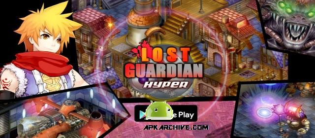 Lost Guardian Hyper Apk