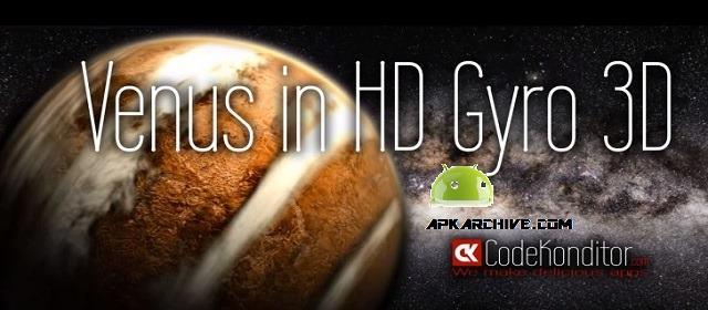 Venus in HD Gyro 3D XL Apk
